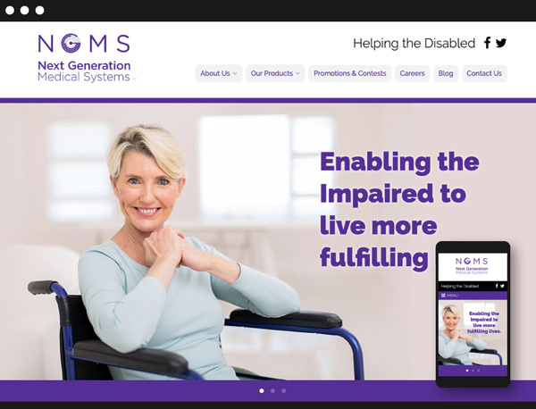 NGMS Site Design